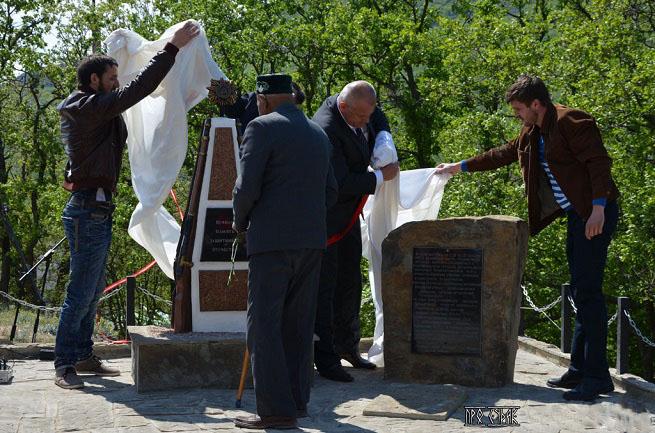 открытие памятника, Шумаков Денис