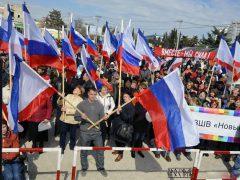 Крымская весна в Судаке