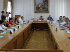конференция, круглый стол, заседание