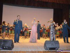 Показательный оркестр МЧС России