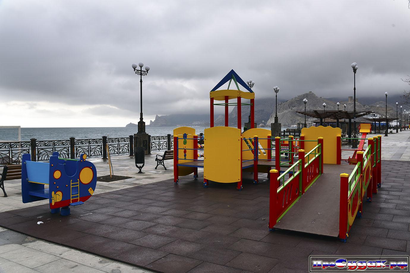 детский курорт