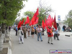 парад Победы в Судаке