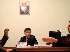 Бальбек Руслан Исмаилович, Ермоловский Вазген