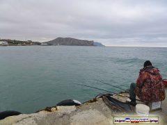 рыбак в Судаке