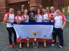 сборная России по армспорту
