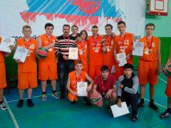 секция баскетбола в Судаке