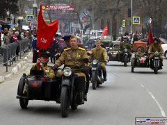 парад в Крыму