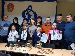 шахматный турнир Динамо