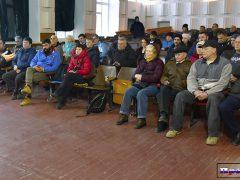 собрание в селе Весёлое