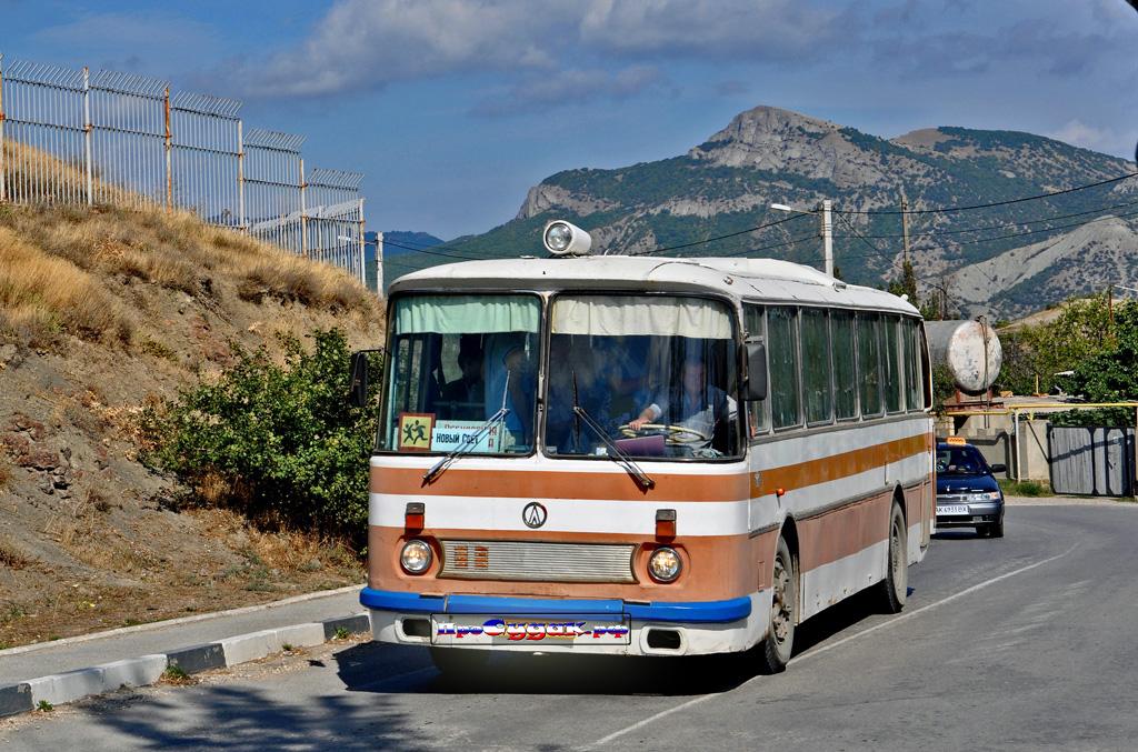 Автобус Судак, ЛАЗ 1980