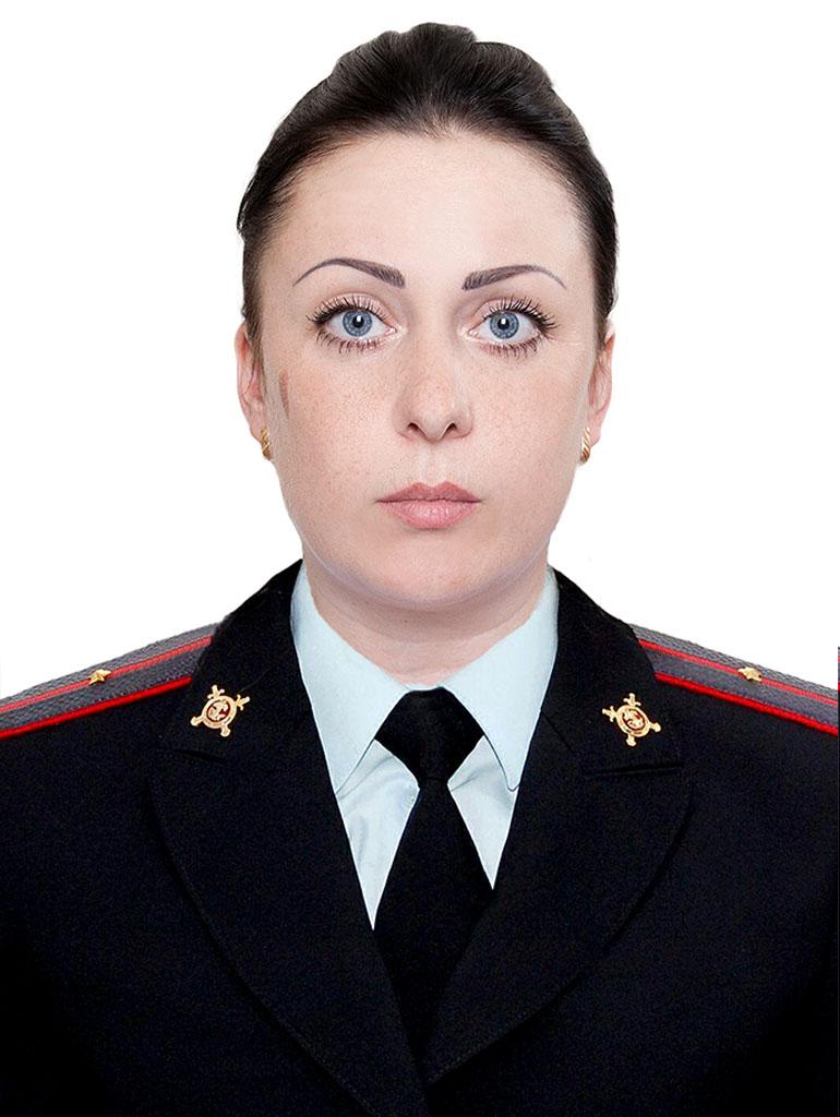 Кристина Сергеевна Сивцева