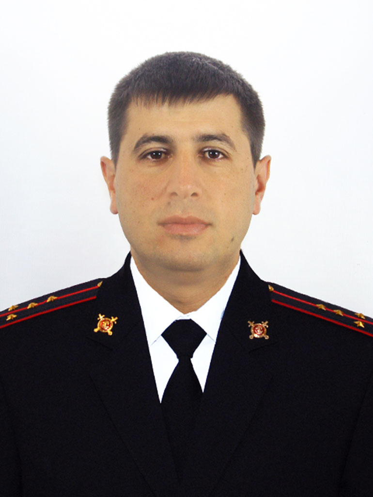 Аблямит Абляисович Муединов