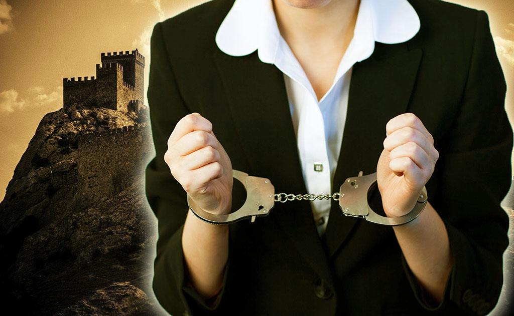 арест в Судаке