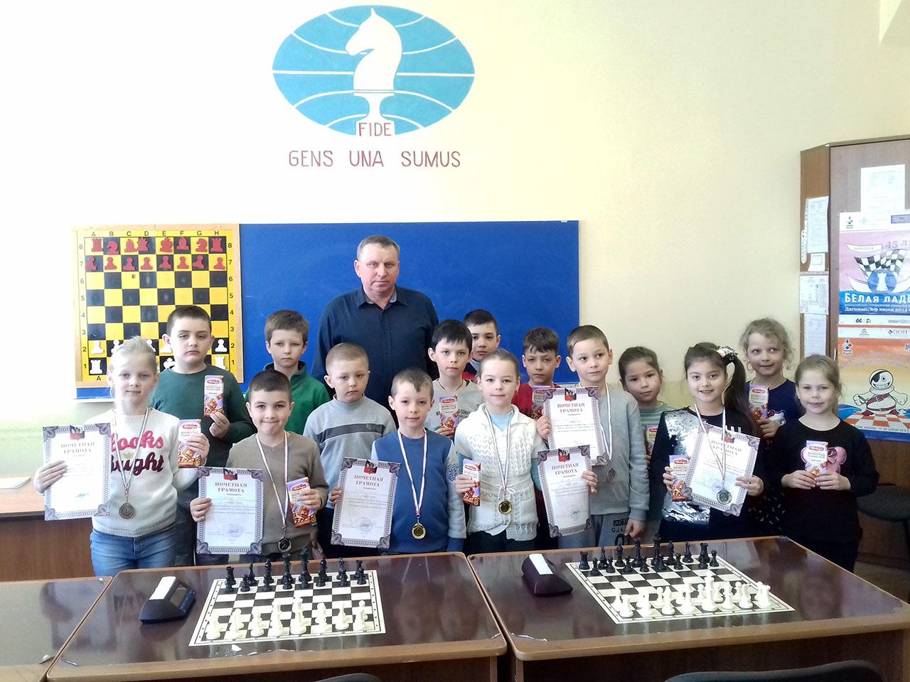 шахматы, Денисов