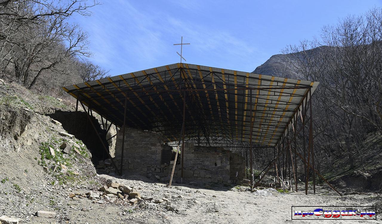 Храм Килиса-Кая