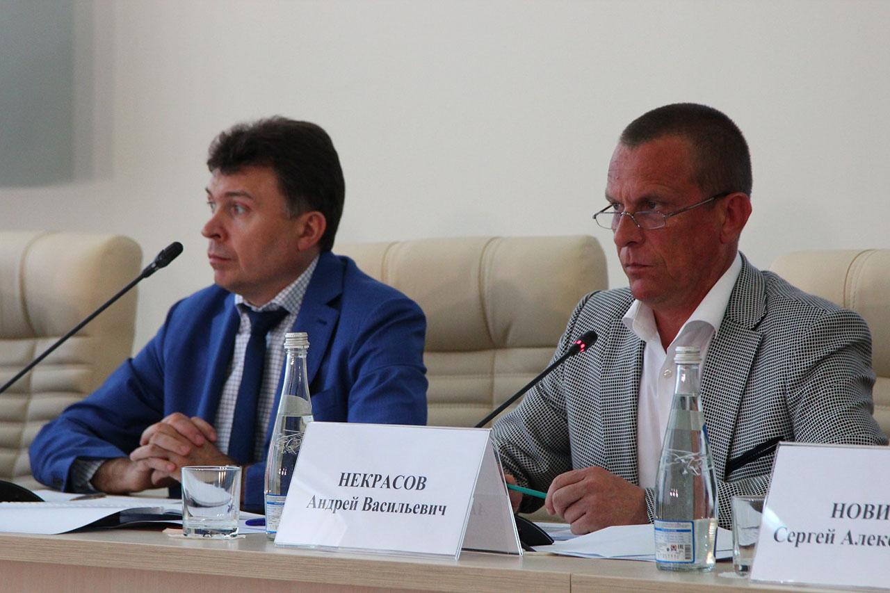 Некрасов Андрей Васильевич