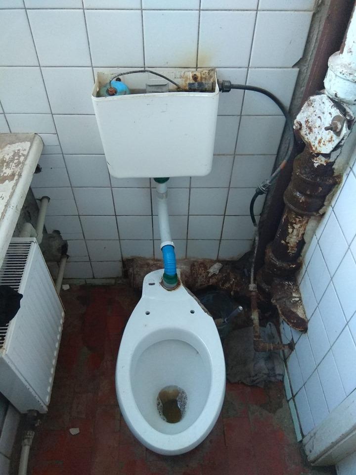 туалет в больнице