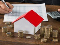 налог на недвижимость, коммунальные счета