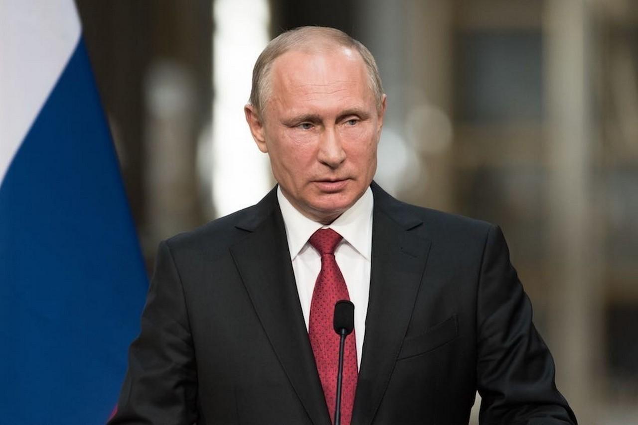 Фото президента Путина, Владимир Путин