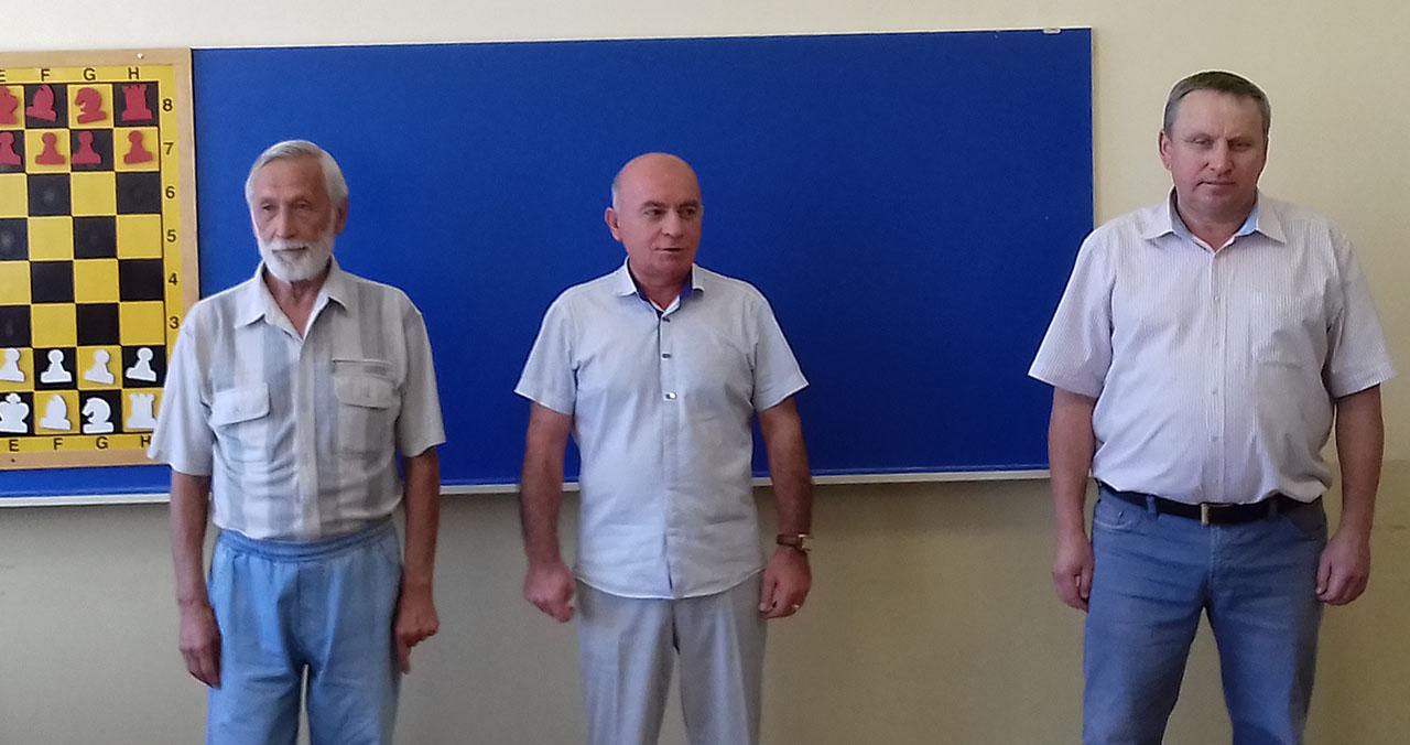 Аблялимов Эмирсали, Сергей Денисов