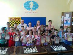 шахматный турнир в Судаке