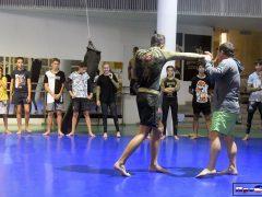 тренировка по боксу Судак