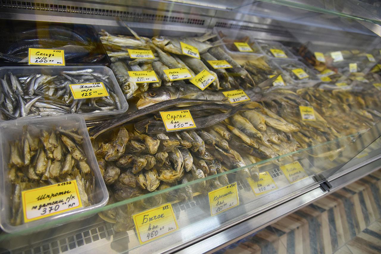 купить рыбу в Судаке