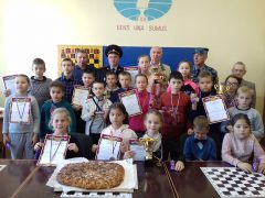 общая фотография шахматистов