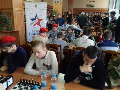 шахматный турнир юноармейцев