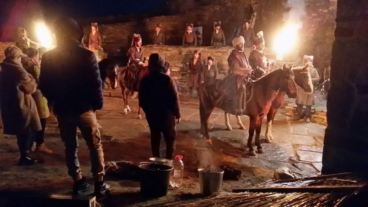 съёмки фильма в Судаке