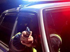 Полиция погоня стрельба