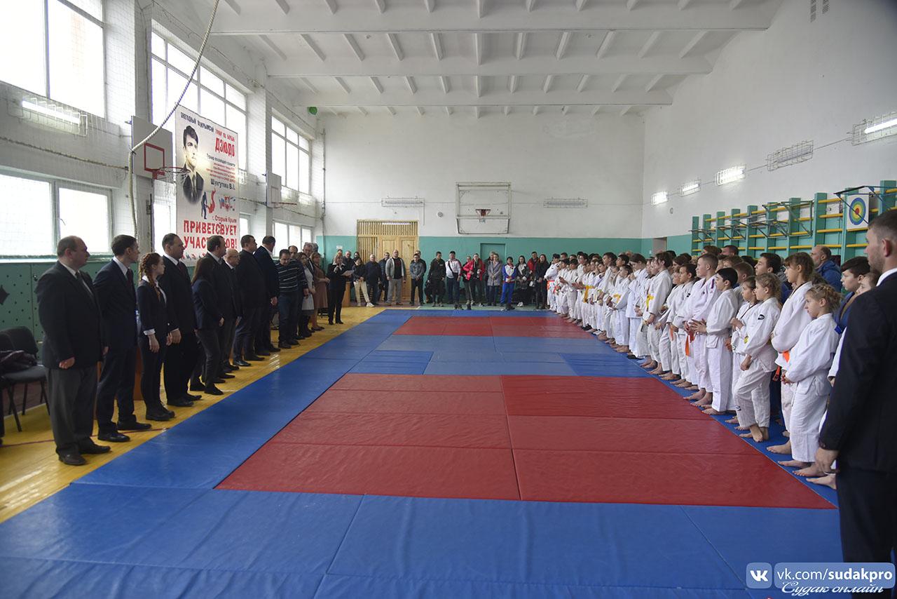 турнир по дзюдо, посвящённый памяти мастера спорта СССР В. В. Шунгутова