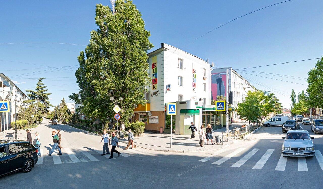 улица Ленина Судак