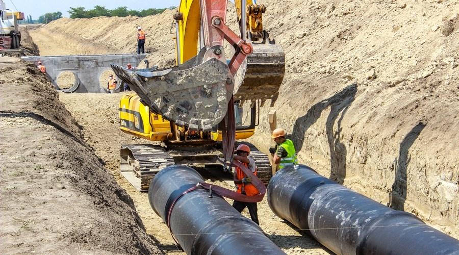 водопровод в Судак