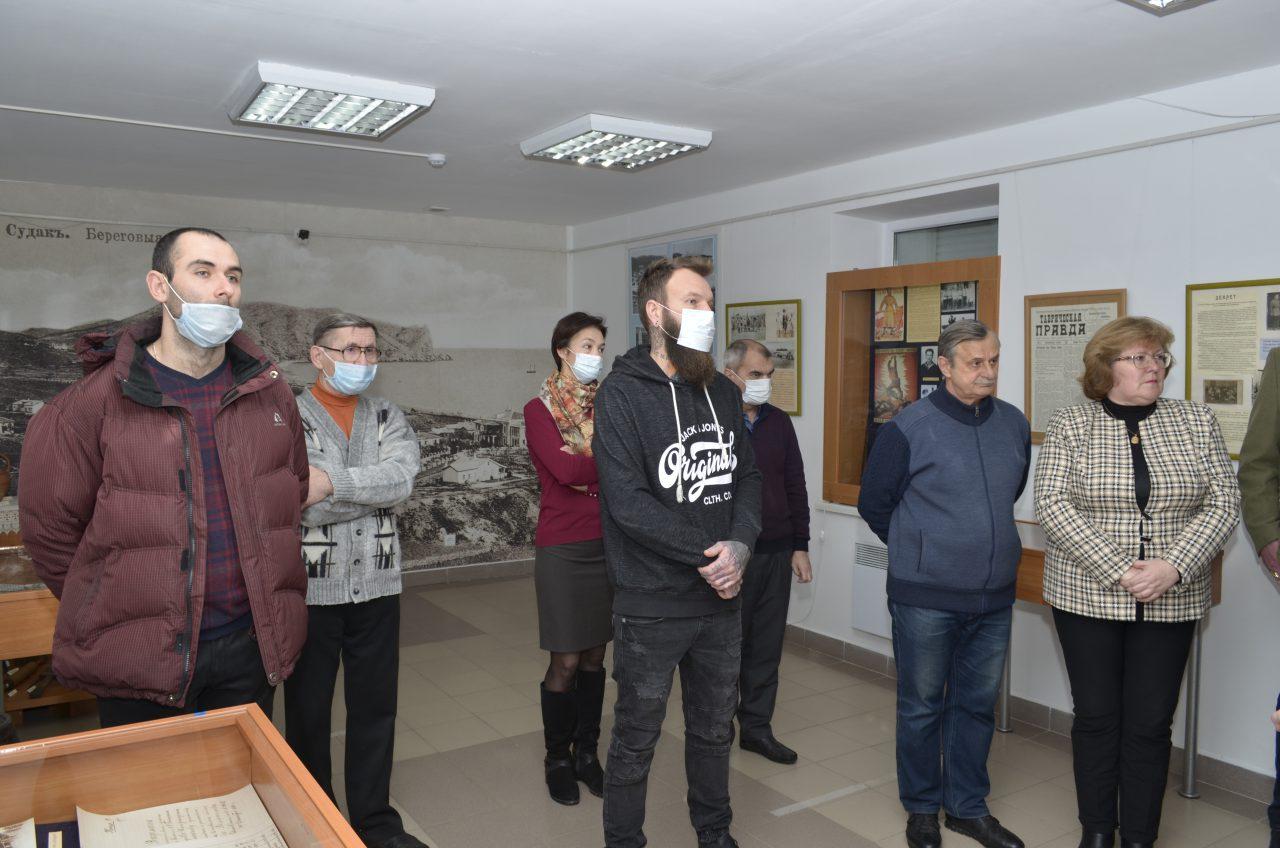 выставка в Судаке, новости Судака