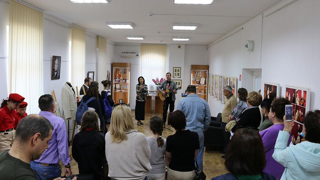 Новости Судака, выставка в музее