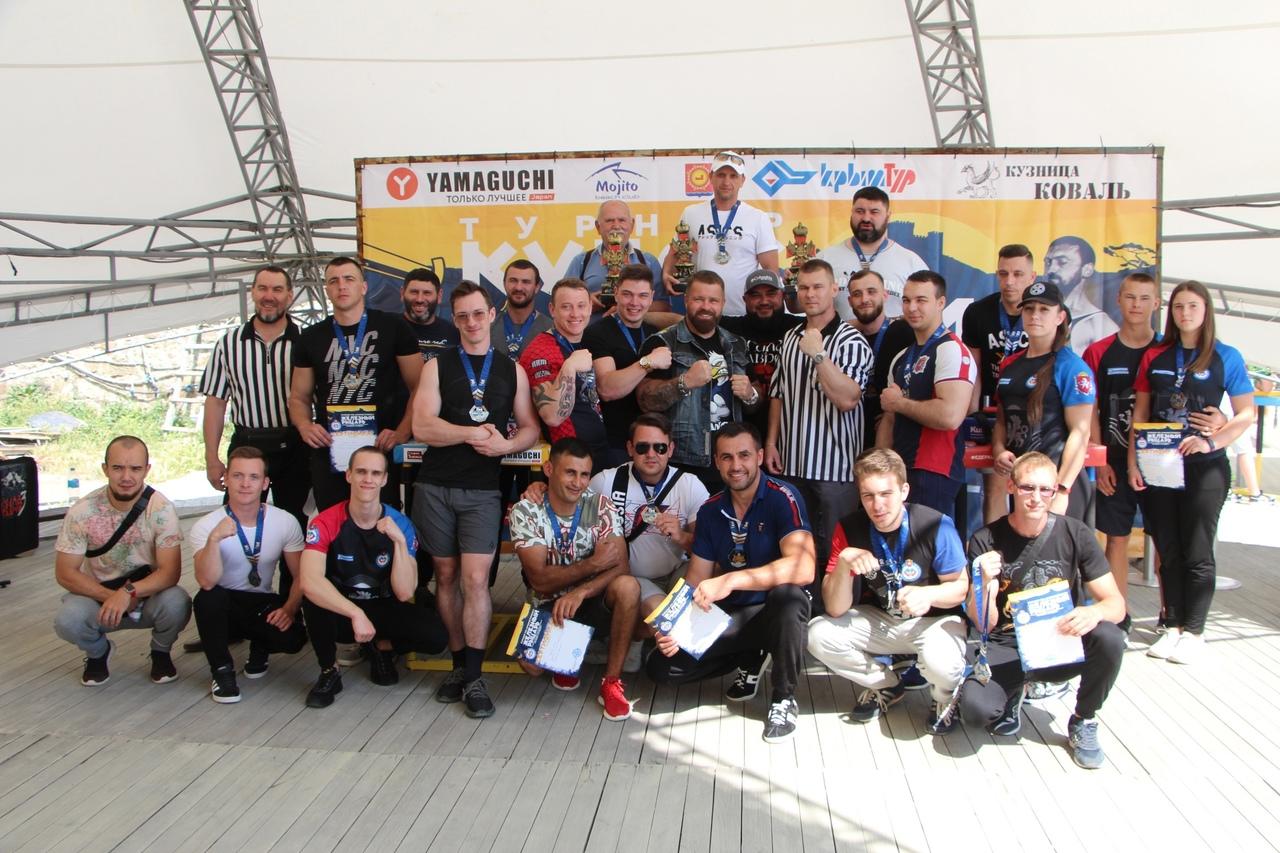 Турнир Кубок Сугдеи общая фотография