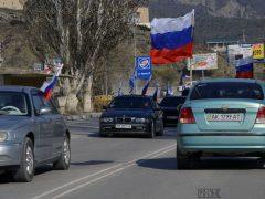автопробег в России