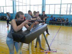школьница-стрелок