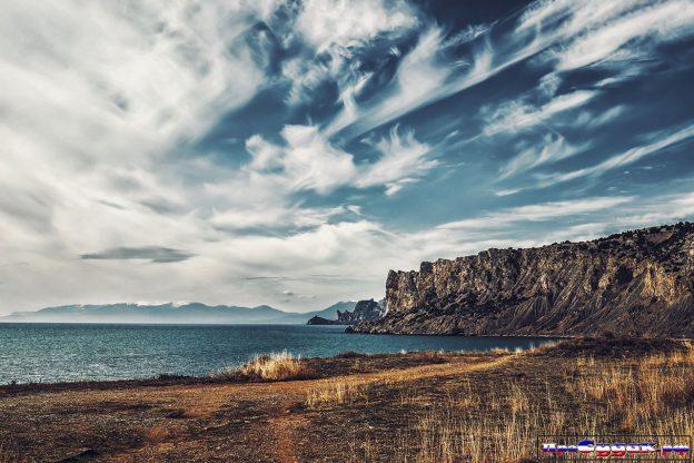 Крым, мыс Алчак