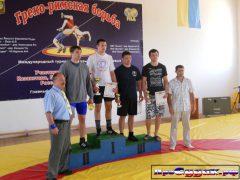 Греко-римская борьба, Кубок Украины, Судак
