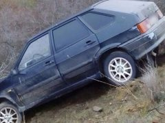 авария ВАЗ-21014