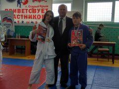 Ломакин Роман, Чубарева Саша и Шайдуров Степан