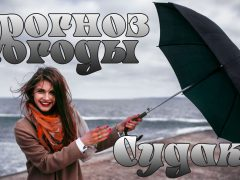 Прогноз погоды в Судаке
