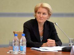 Голодец Ольга Юрьевна, вице-премьер