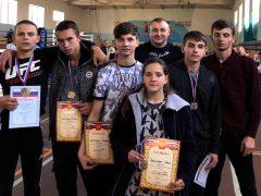 секция ММА Судака, тренер Игорь Писня