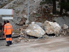 Новости Крыма, ремонт дороги в Новом Свете