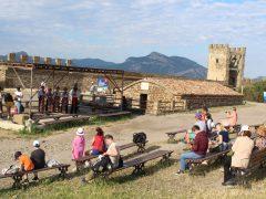 Мероприятие в крепости