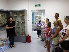выставка в музее Судака